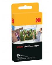 """Фотохартия Kodak - Zink 2x3"""", 50 pack -1"""