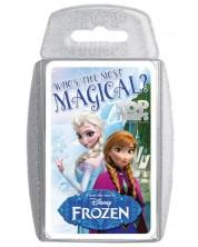 Игра с карти Top Trumps - Disney Frozen -1