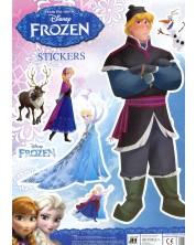 Стикери Frozen: Кристоф -1