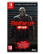 Friday the 13th: The Game - Ultimate Slasher Edition (Nintendo Switch) -1