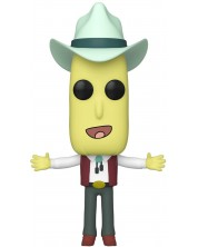 Фигура Funko Pop! Animation: Rick & Morty - Mr. Poopy Butthole Auctioneer, #691 -1