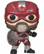 Фигура Funko Pop! Marvel: Black Widow - Red Guardian
