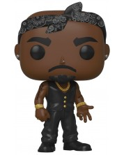 Фигура Funko Pop! Rocks - Tupac Shakur, #158