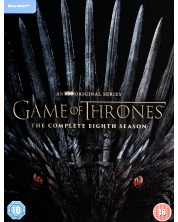Game of Thrones: Complete Season 8 (Blu-Ray) -1