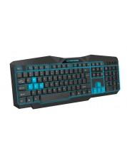 Гейминг клавиатура Esperanza - Tirions EGK201, чернa -1