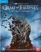 Game of Thrones: The Complete Series 2019 (Blu-Ray Box Set)
