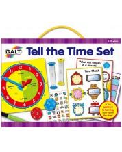 Детска игра Galt - Колко е часа?