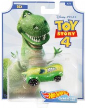 Количка Hot Wheels Toy Story 4 - Rex -1
