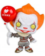 Фигура Funko Pop! Movies: IT: Chapter 2 - Pennywise with Balloon, #780