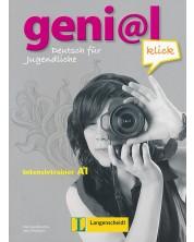 geni@l klick 1: Немски език - ниво А1 (тетрадка с упражнения)