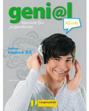 geni@l klick 2: Немски език - ниво А2 (книга за учителя) -1