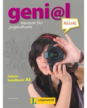 geni@l klick 1: Немски език - ниво А1 (книга за учителя) -1