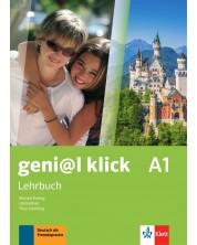 geni@l klick BG A1: Kursbuch / Немски език - 8. клас (интензивен) -1