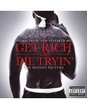 50 Cent & Various Artists - Get Rich Or Die Tryin', The Original Motion Picture Soundtrack (CD) -1