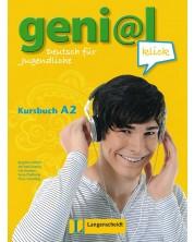 geni@l klick 2: Немски език - ниво А2 + 2 CD -1