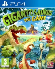 Gigantosaurus The Game (PS4) -1