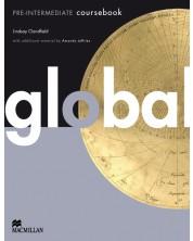 Global Pre-Intermediate: Coursebook with eWorkbook / Английски език (Учебник + електронна тетрадка)