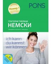 Глаголни таблици: Немски