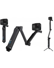 Селфи стик GoPro 3 Way grip - черен -1
