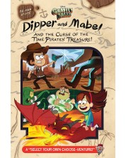 Gravity Falls: Dipper and Mabel and the Curse of the Time Pirates' Treasure! -1