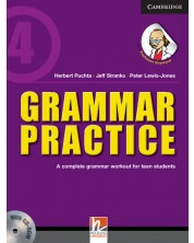 Grammar Practice 4 with CD-ROM