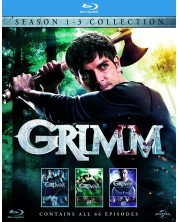 Grimm - Season 1-3 (Blu-Ray) -1