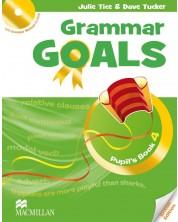 Grammar Goals: Pupil's Book - Level 4 / Английски за деца (Учебник)