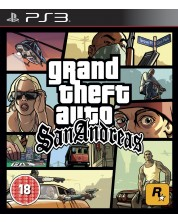 Grand Theft Auto: San Andreas (PS3) -1