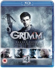 Grimm - Season 4 (Blu-Ray) -1