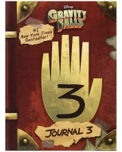 Gravity Falls: Journal 3 -1