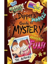 Gravity Falls: Dipper's and Mabel's Guide to Mystery and Nonstop Fun! -1