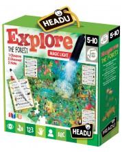 Забавна игра Headu - Играй и опознай, Горски свят -1