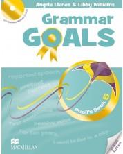 Grammar Goals: Pupil's Book - Level 5 / Английски за деца (Учебник) -1