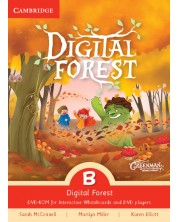 Greenman and the Magic Forest B Digital Forest