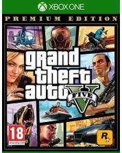 Grand Theft Auto V - Premium Edition (Xbox One) -1