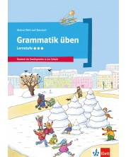 Grammatik uben - Lernstufe 3 -1