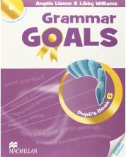 Grammar Goals: Pupil's Book - Level 6 / Английски за деца (Учебник) -1