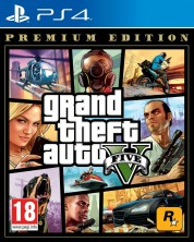 Grand Theft Auto V - Premium Edition (PS4) -1