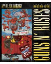 Guns N' Roses - Appetite For Democracy: Live At The Hard Rock Casino - Las Vegas (DVD) -1
