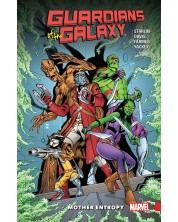 Guardians of the Galaxy Mother Entropy -1
