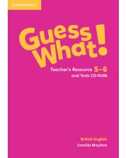 Guess What! Levels 5–6 Teacher's Resource and Tests CD-ROMs