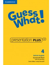 Guess What! Level 4 Presentation Plus British English
