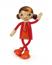 Детска играчка Hape - Модерно семейство, майка -1