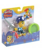 Творчески комплект Play-Doh Town - Градска фигура -1