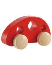 Детска играчка Hape - Мини ван, дървена -1