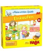 Детска настолна игра Haba - Пазар -1