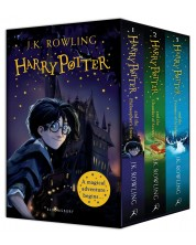 Harry Potter 1-3 Box Set: A Magical Adventure Begins -1