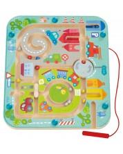 Детска магнитна игра Haba - Град