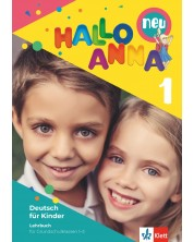 Hallo Anna neu 1 Lehrbuch mit Audio-CD -1