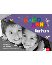 Hallo Anna neu - Vorkurs Arbeitsbuch -1